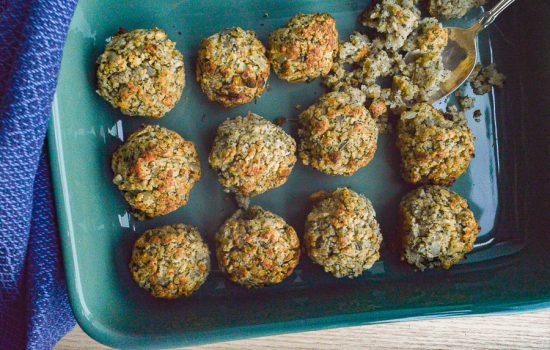 Vegan Traditional Irish Sage & Onion Stuffing